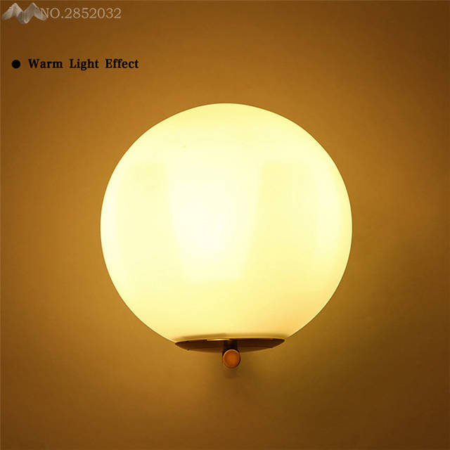 Stupendous Lfh Modern Globe Wall Lightslamparas De Pared Iron Bedroom Bedside Ball Wall Lamps Bathroom Light Wall Sconce Lighting Fixture Home Interior And Landscaping Fragforummapetitesourisinfo