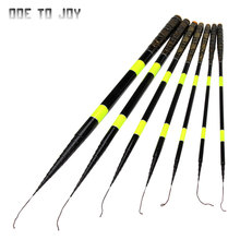 New Carp Fishing Pole Stream Hand Rod Telescopic Fishing Rod Carbon Fishing Tackle 1.8M 2.1M 2.4M2.7M3.0M 3.6M 4.5M 5.4M