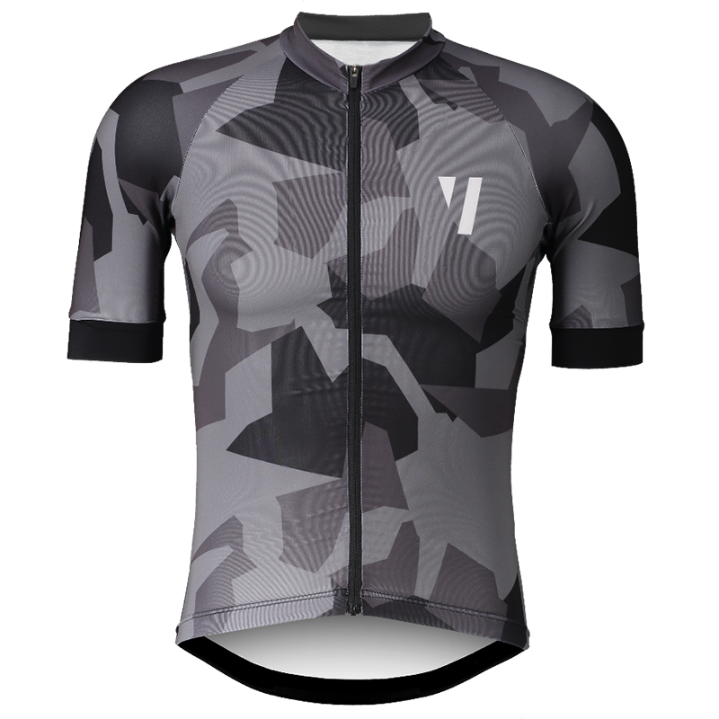 Shirts Short-Sleeve Clothing Cycling-Jersey Bike Maillot-Ciclismo Summer Black for Men