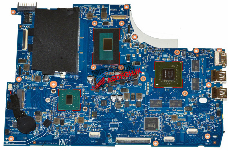 Galleria fotografica Scheda Madre Del Computer Portatile originale PER <font><b>Acer</b></font> Aspire E5-571 CON i7-5500U 2.4 ghz CPU NB. ML811.00D NBML81100D LA-B161P completamente provato
