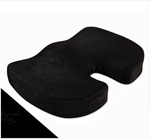 Coccyx Orthopedic Comfy Pro Memory Foam Seat CushionSports Stadium Seats memory foam neck pillow travel mask