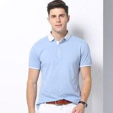 MRMT 2018 Brand New Spring Summer Short Sleeved Men's POLO Shirt Mercerized Cotton Polo Shirt for Male Business Lapel Tops