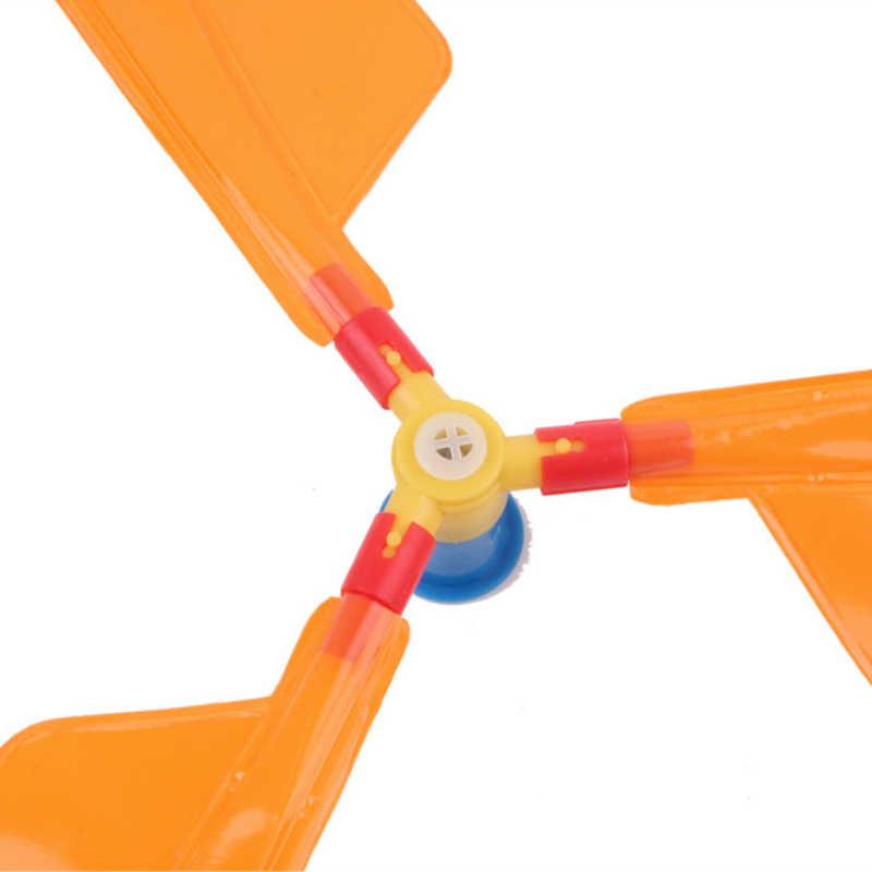 Dzieci dziecko Party klasyczne dekoracyjne balon zawyżone śmieszne helikopter latający balon zabawki zaopatrzenie firm Whalesale
