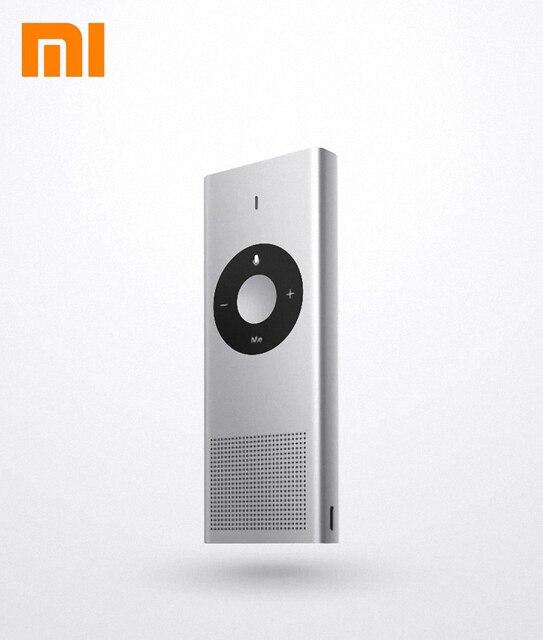 Xiaomi Mijia Konjak AI traductor de voz 14 Lauguage 7 días en espera 8 H continuo traducir batería 900 mAH inteligente