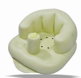 Nova aptidão Do Bebê infantil de banho de banho de Chuveiro assento fezes cadeira inflável Portátil cadeira de jantar Frete grátis