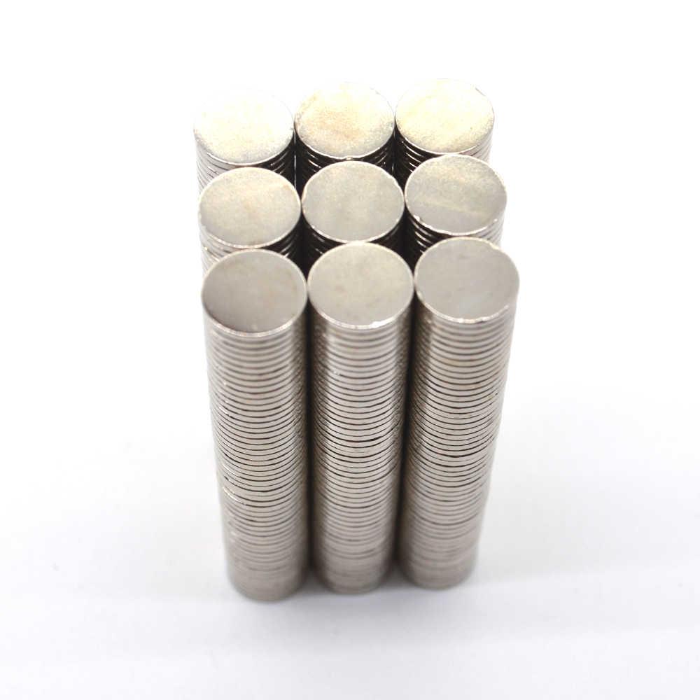 Imanes 20/50/100/200pcs 8x1mm Neodymium מגנט דיסק N35 העגול קבוע סופר חזק חזק מגנטי מגנטים קרפט 8mm x 1