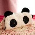 Симпатичные kawaii 3D плюшевые панды пенал большой емкости школьные принадлежности новизна пункта для детей многофункциональный бесплатная доставка 04815