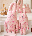 hot selling creative gift 62cm Japan  CRAFTHOLIC colourful rabbit plush toy doll