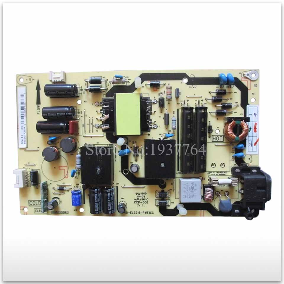 все цены на 90% new Original power supply board 40-EL3216-PWE1XG used good board онлайн