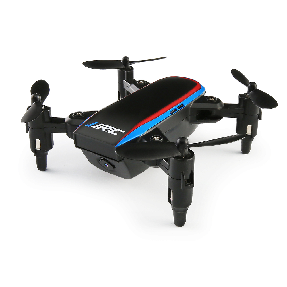 JJRC H53W Shadow Wifi FPV 480P Camera Foldable Mini Drone APP Control G-sensor Quadcopter Drone With Camera RC Helicopter цена