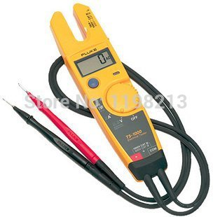 цена на FLUKE T5-600 Clamp Meter Fluke T5 Electrical tester with Current, Check Voltage, Continuity and Current 600V 1000V AC Original