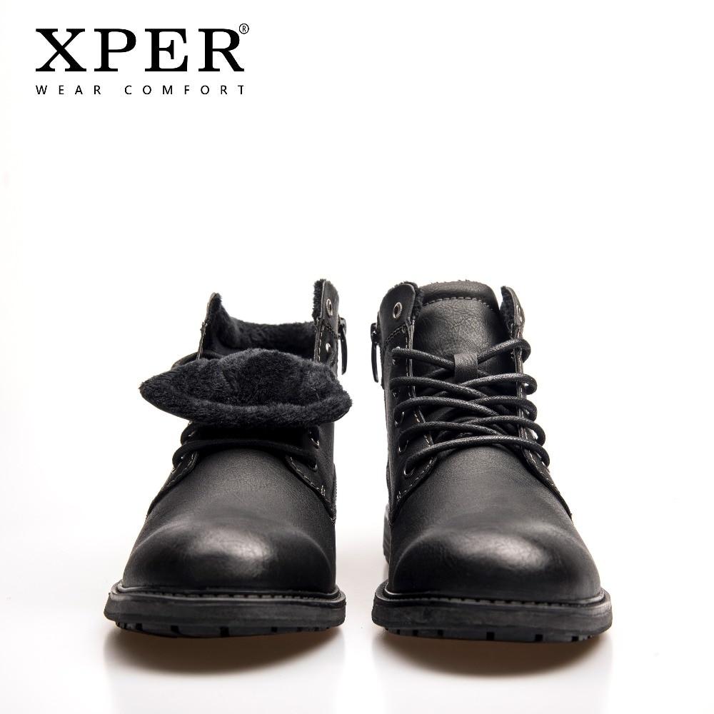 Chaud Porter Mode Black Hiver Dentelle Grande Taille Xhy12505 De Courtes En Peluche 48 Confort up Xper Chaussures 40 Chaude Boots Marque Hommes Neige Bottes w4Bf8ZqIf