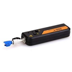 Image 5 - KELUSHI 20km Mini  Red Laser Light Source Fiber Optic Visual Fault Locator Cable Tester Testing Tool+LC/FC/SC/ST Adapter FTTH