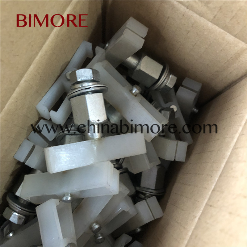 BIMORE Elevator Door Slider Use For TKE Lift Parts