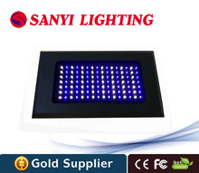 300W Led aquarium Light CE FCC RoHs approved white blue 112x3w led lighting with 100% quality warranty