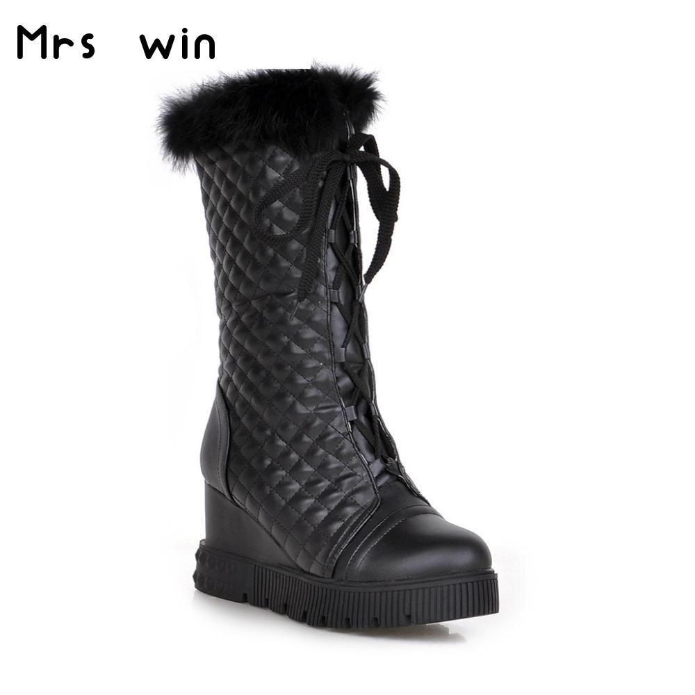 Online Get Cheap Womens Snow Boots Size 11 -Aliexpress.com ...