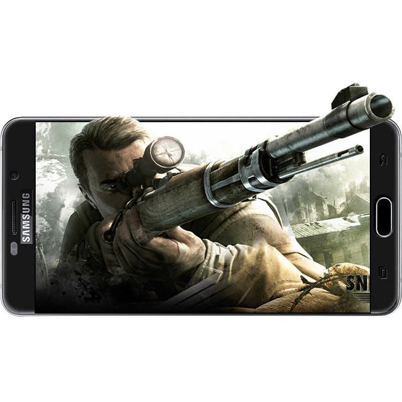 GerTong غطاء كامل الهاتف الزجاج المقسى لسامسونج غالاكسي A3 A5 A520 A7 A720 2017 J3 J5 J7 واقي للشاشة طبقة رقيقة واقية