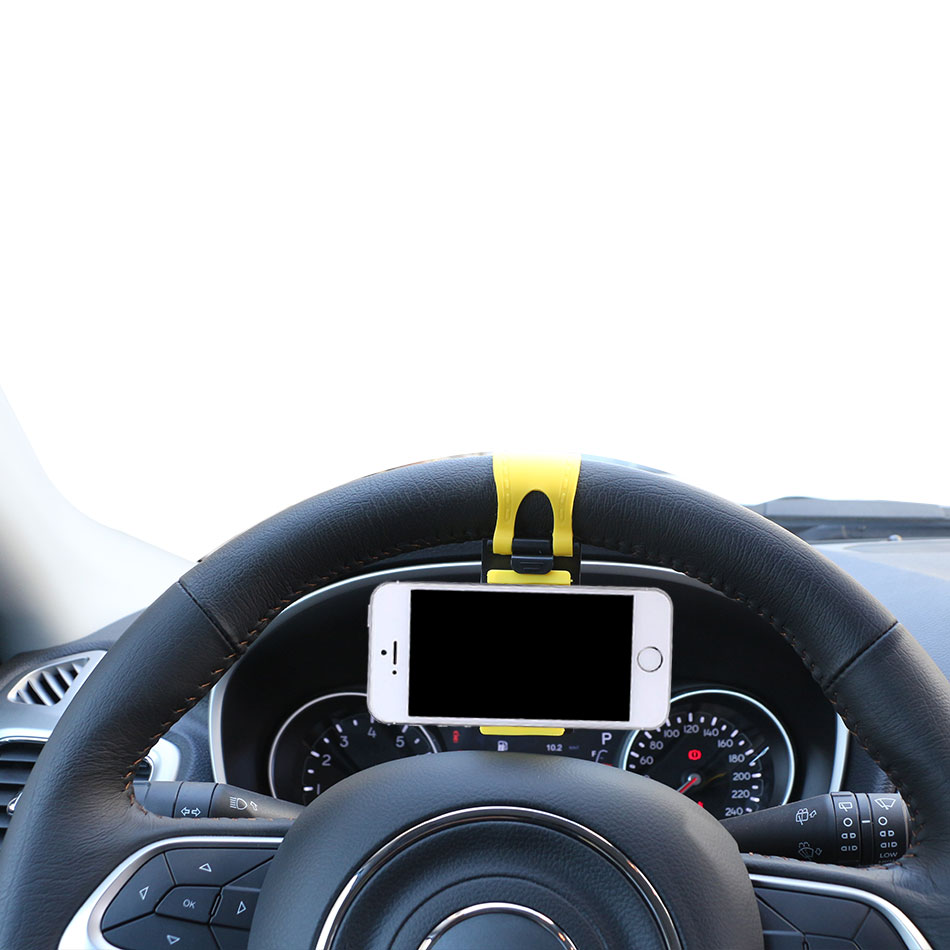 Aliexpress.com : Buy Jameo Auto Car Steering Wheel Mobile