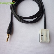 Новое поступление автомобиль аксессуар 3.5 мм аудио AUX кабель Вход для Peugeot 307 408 Sega Триумф nr15 nov23
