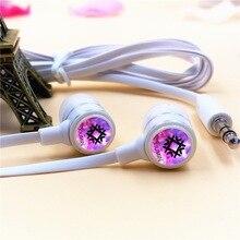 EXO M EXO XIU MIN In ear Earphone 3 5mm Wired Stereo Earbuds Microphone Phone Music