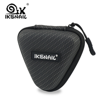 IKSNAIL Travel Carrying Case For Small Electronics And Accessories, Earphone/Earbuds/Cable Change Purse Protective Pouch