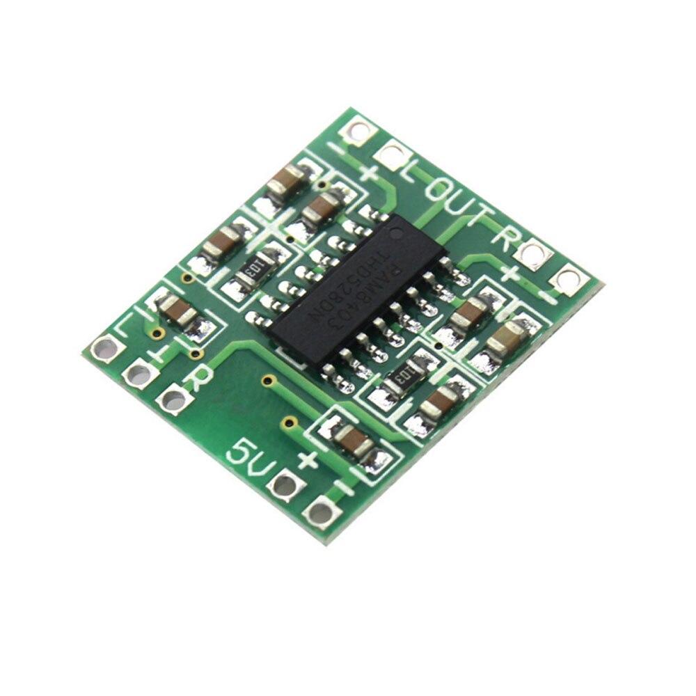 green board pam8403 power amplifier board class d 2x3w ultra miniature digital power amplifier. Black Bedroom Furniture Sets. Home Design Ideas