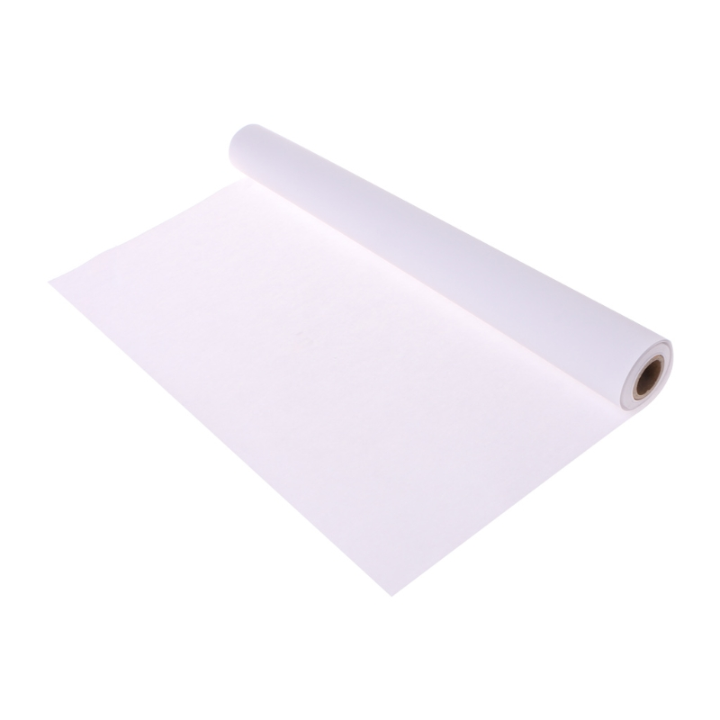 10m Quality Drawing Paper Roll White Children Art Sketch Paint Painting Board 45cm 10m water color painting paper a2 watercolor paper for acrylic paint painting drawing art set rice paper roll