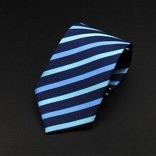 Zipper Tie 8cm Lazy Necktie Easy To Pull Mens Ties Commercial Formal Suit Wedding Banquet Business Bridegroom for Men
