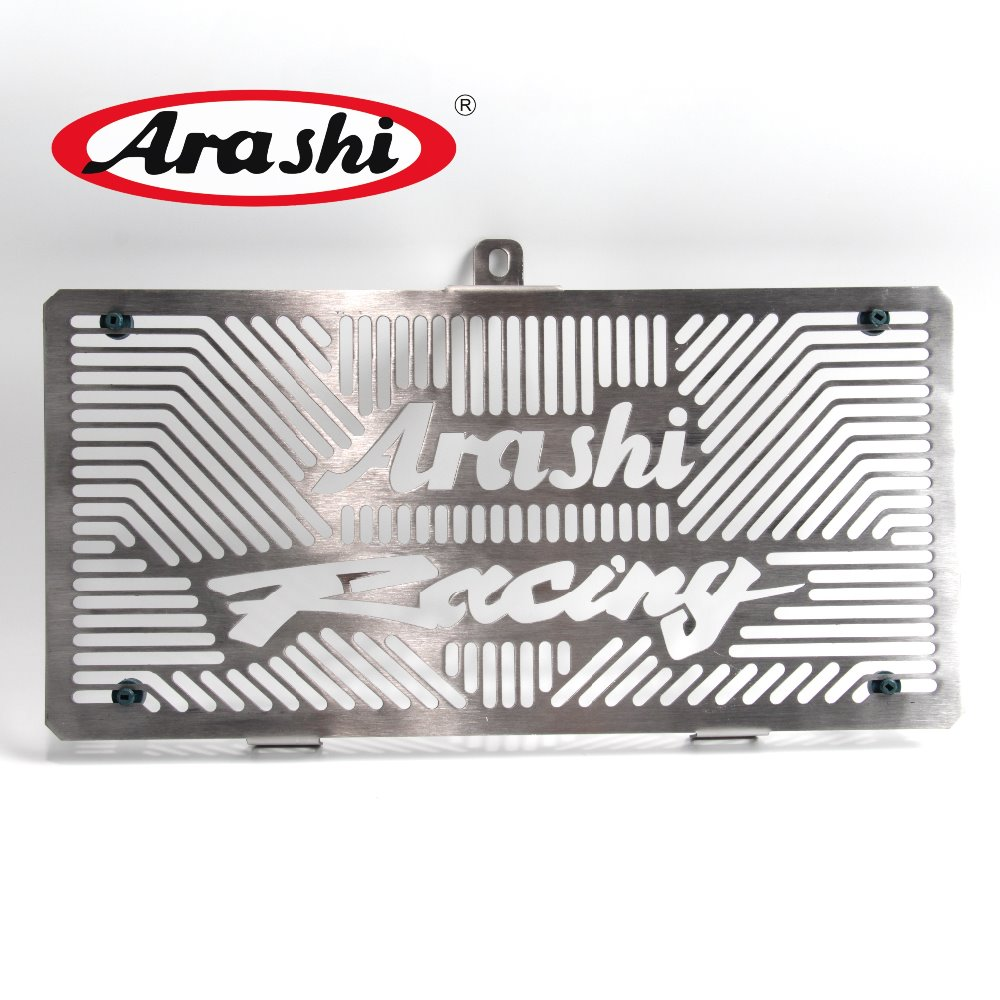 Arashi Stainless Radiator Grille Cover Protector For HONDA CB400 1992 1993 1994 1995 1996 1997 1998 Motocycle A