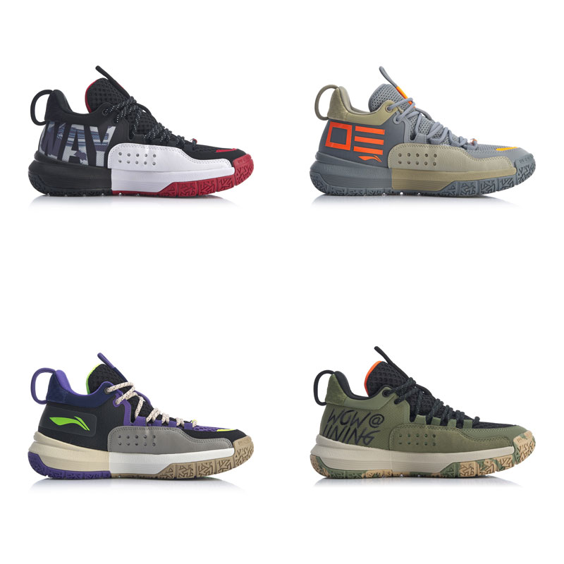 Li-Ning Men Wade ALL DAY 4 On Court Basketball Shoes Cushion Wearable Sport Shoes LiNing CLOUD Sneakers ABPP025 XYL287 26
