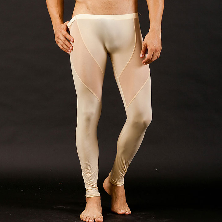 FREE SHIPPING Retail & wholesale super comfortable Gauze silk-feel low-Waist slim sexy Long Pant House Dress