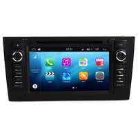 RoverOne Android 8.0 Car Multimedia System For Audi A6 C5 S6 RS6 Radio Stereo DVD GPS Navigation Media Music Player PhoneLink