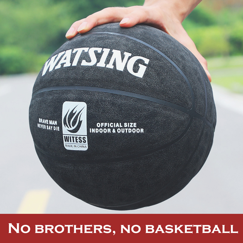 Hot Sales Street Basketball Ball Sizes 7 Outdoor And Indoor Professional Basketballs Team Sports Free With Net Bag+ Needle