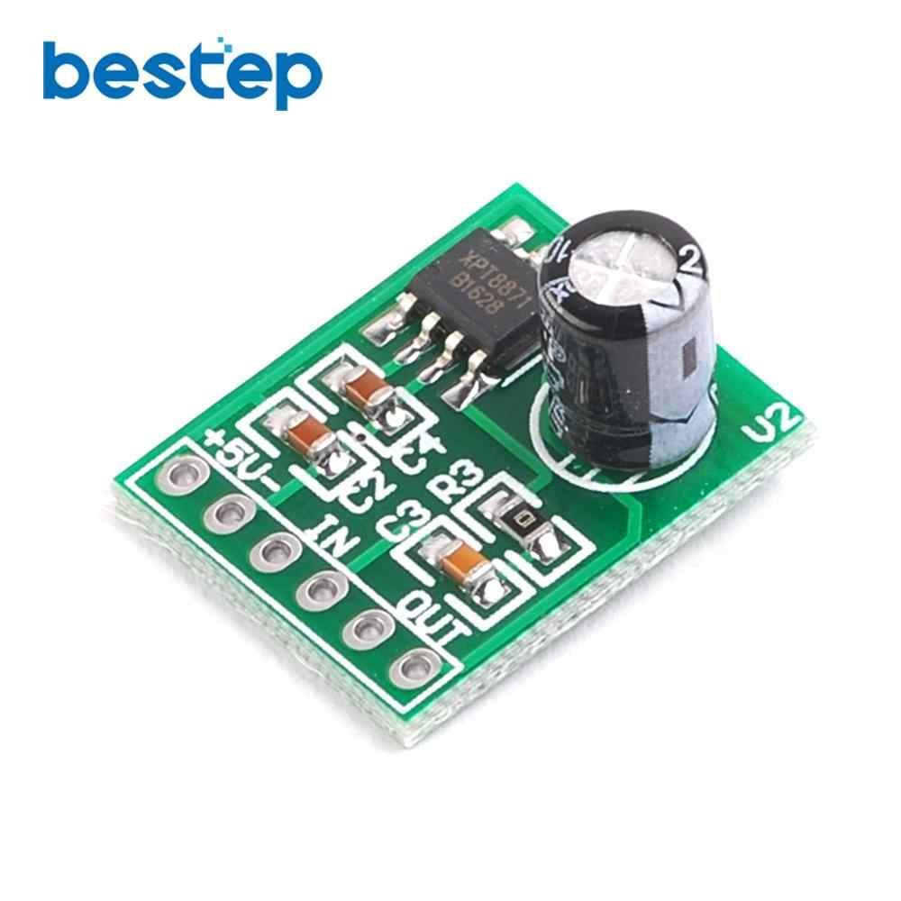 Mini XH-M125 XPT8871 Đơn Stereo Lithium Pin Module Khuếch Đại Ban Đầu Ra Âm Thanh Đầu Vào 6W Hát Máy Module 3V 5V 5W