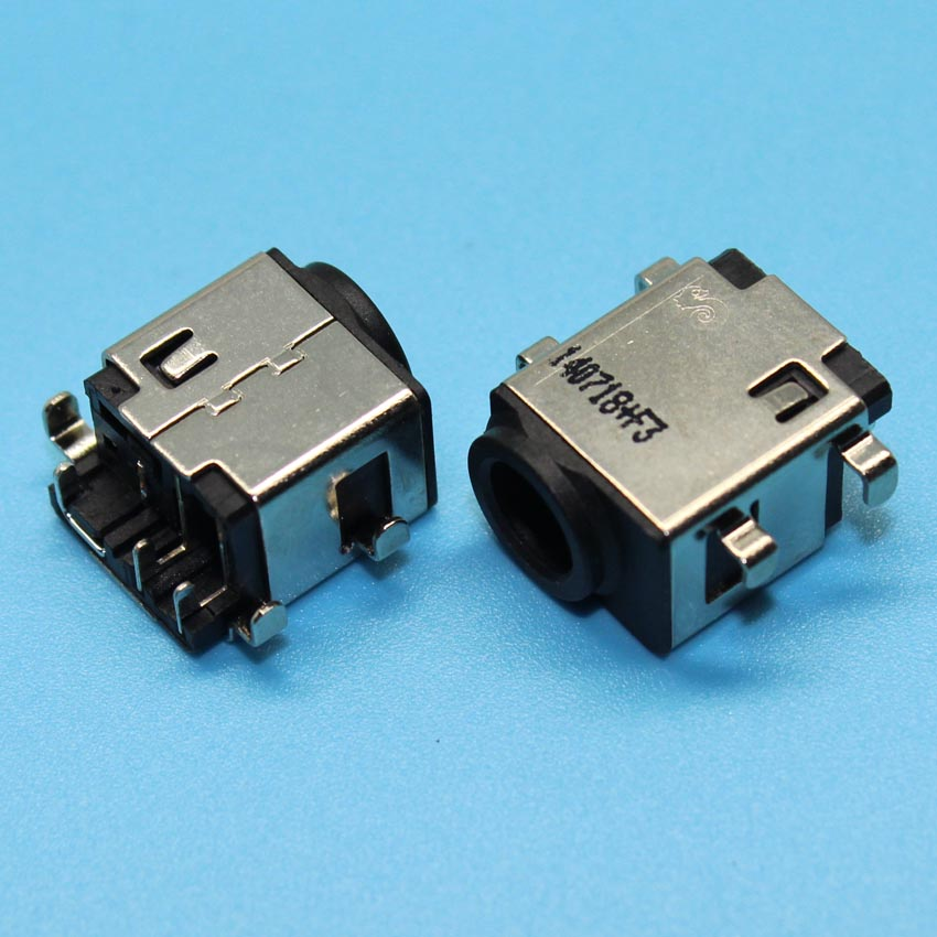 YuXi DC Power Jack Connector Power Harness Port Plug Socket for Samsung NP300 NP300E NP300E4C 300E4C NP300E5A NP300V5A 20pcs 5 5mm x 2 1mm round dc socket panel mounting power adapter dc power jack socket connector plug receptacle plastic