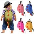 Kids Kindergarten Girls Boys Backpack School Bags Cartoon Animals Smaller Dinosaurs