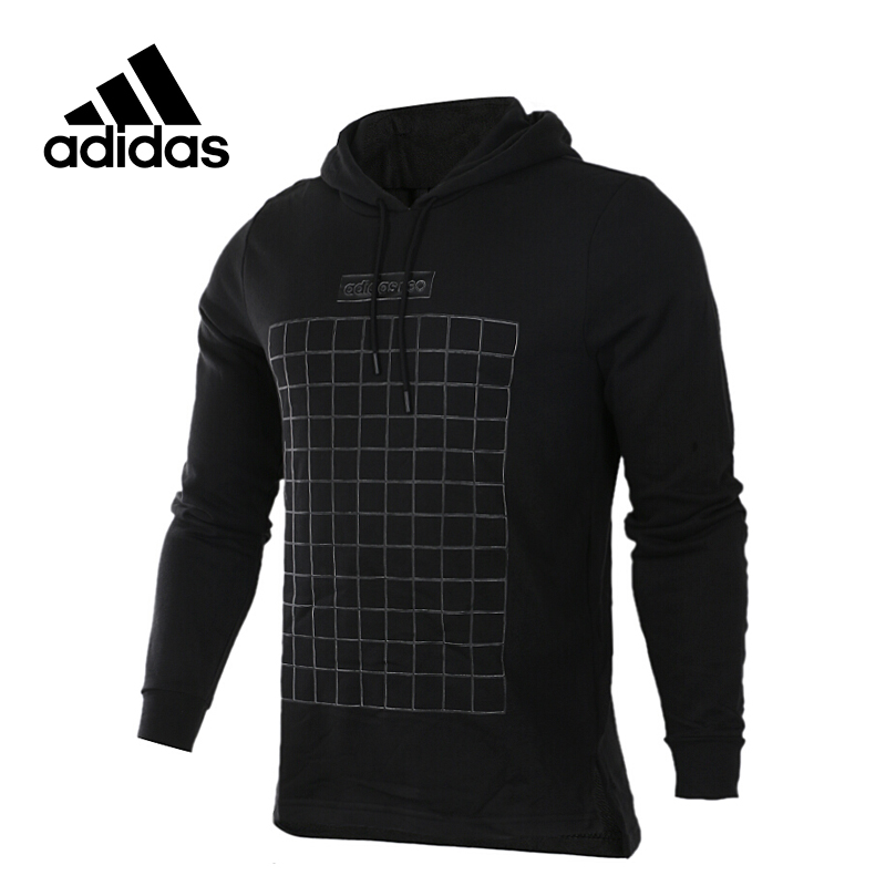 Adidas Original New Arrival Official NEO Men's O-Neck Pullover Jerseys Sportswear BR8405 original adidas men s knitted pullover ab4373 ab4374 jerseys sportswear free shipping
