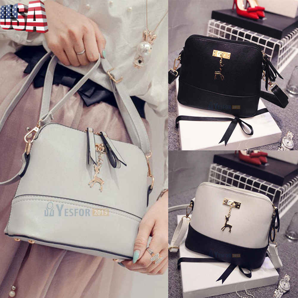 New Fashion Women Handbag Shoulder Bags Tote Purse Messenger Hobo Satchel Bag