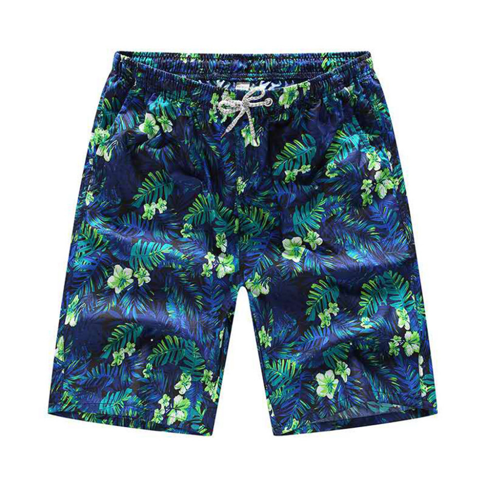 2019 new Swimming trunks Surf pants beach swimming pants sexy summer sun protection shorts warm men\`s shorts quick-drying 40MA2 (2) -