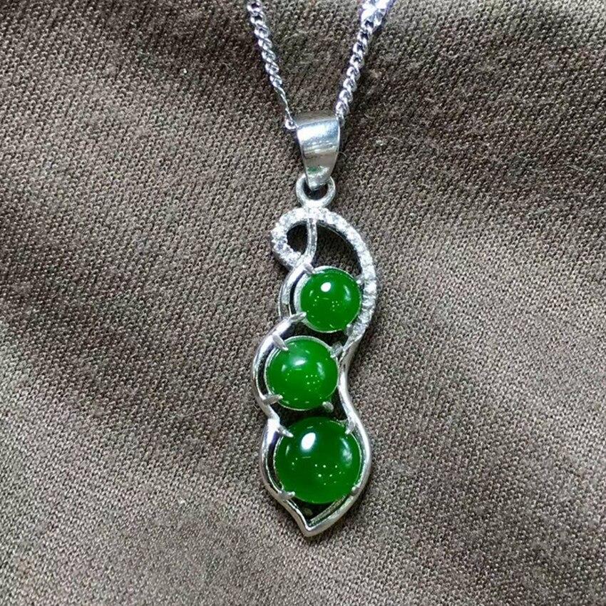 Fashion fine jewelry, womens natural hetian stone pendant, 925 pure silver wholesale/30Fashion fine jewelry, womens natural hetian stone pendant, 925 pure silver wholesale/30