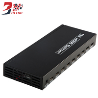SZBITC China Supplier Video Wall Controller 4K 1X8 HDMI Splitter 1 In 8 Out For HDPC