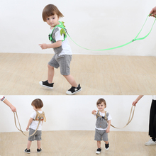 Cartoon Anti-Lost Band Baby Kid Lost Walk Belt Children Leashes Child Outdoor Play Walking Hand Wristband
