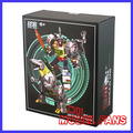 MODEL FANS in-stock zhanjiang TF KO MP08 20cm Grimlock With Crown action figure toy Deformation Robot