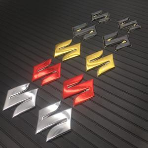 5 color Bike Motorcycle for Suzuki GSXR 600 750 1000 K4 K5 K6 K7 K8 K9 K10 3D S LOGO