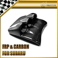 Car-styling For Subar 2007-2008 Forester Carbon Fiber Dash Mount Triple Gauge Pod Meter 60mm LHD