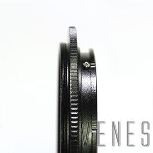 Image 3 - Venes 58mm Nik Z עדשת מאקרו הפוך מתאם טבעת חליפת עבור ניקון Z מצלמה