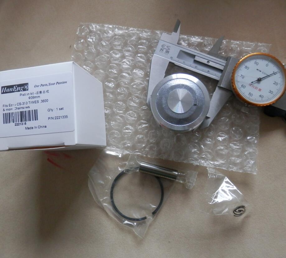 ozvěna pístu