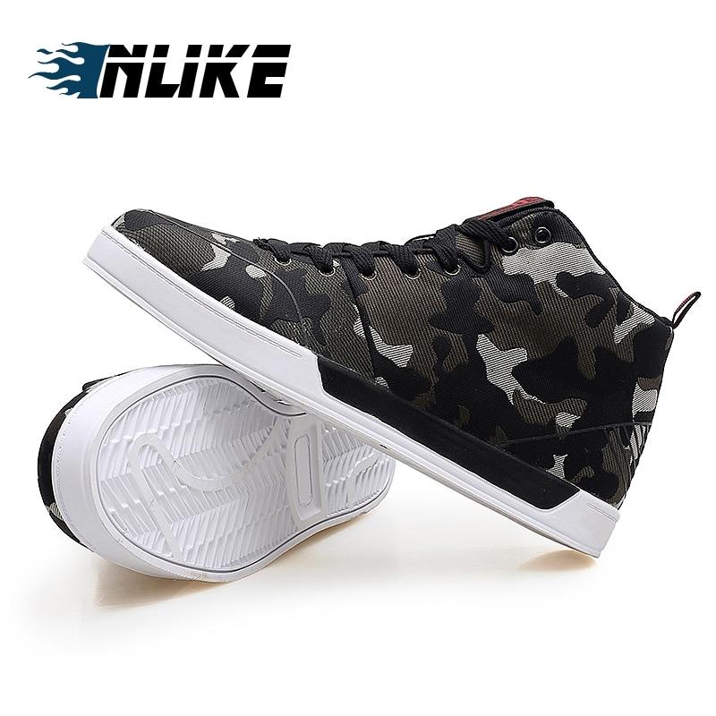 4e7d801233 Board Botines Hombres Zapato Gris Hombre Inlike Casuales Zapatos Otoño  Nueva Top Moda High Calzado Para ...