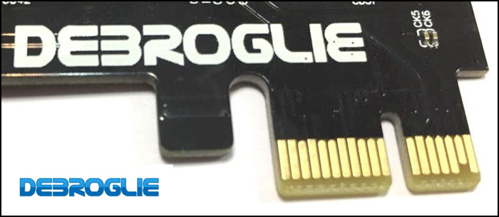 Купить с кэшбэком High Speed 4 Port USB 3.0 USB3.0 PCIE PCI Express Control Extended Card Adapter Panel for MAC PRO 3.1-5.1/OSX 10.8-10.14.5