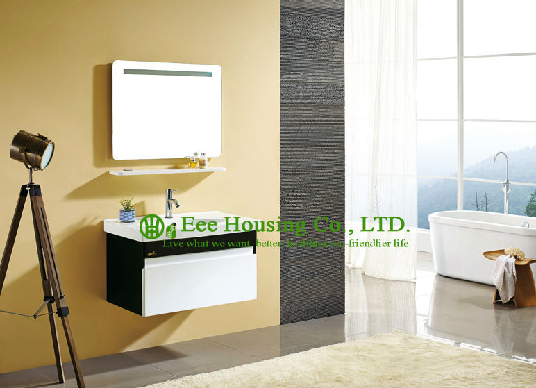 bathroom cabinet best selling wall hung solid wood hotel cheap single chinese modern allen roth makeup bathroom vanity